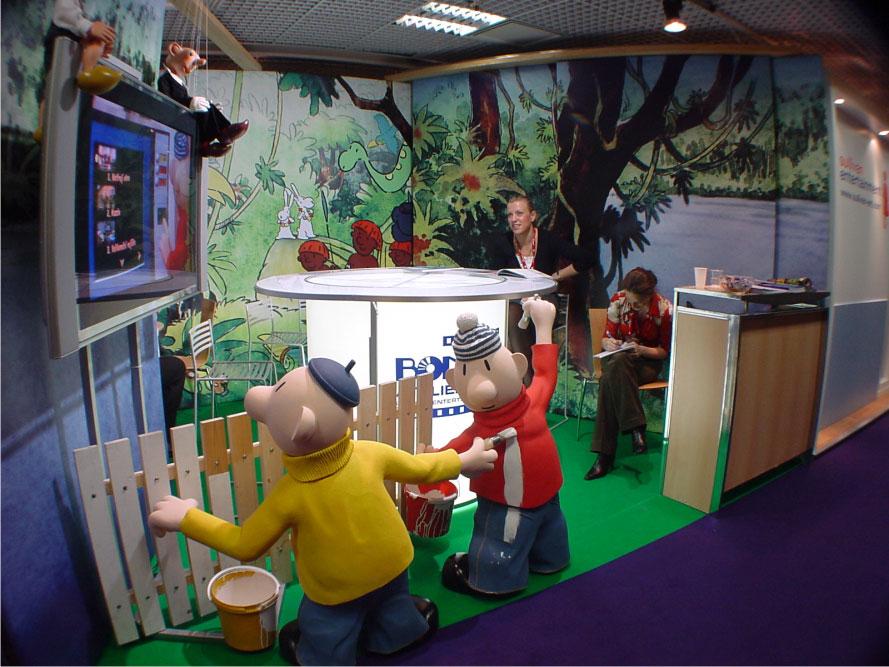 účast ABZ, MIP TV 2005