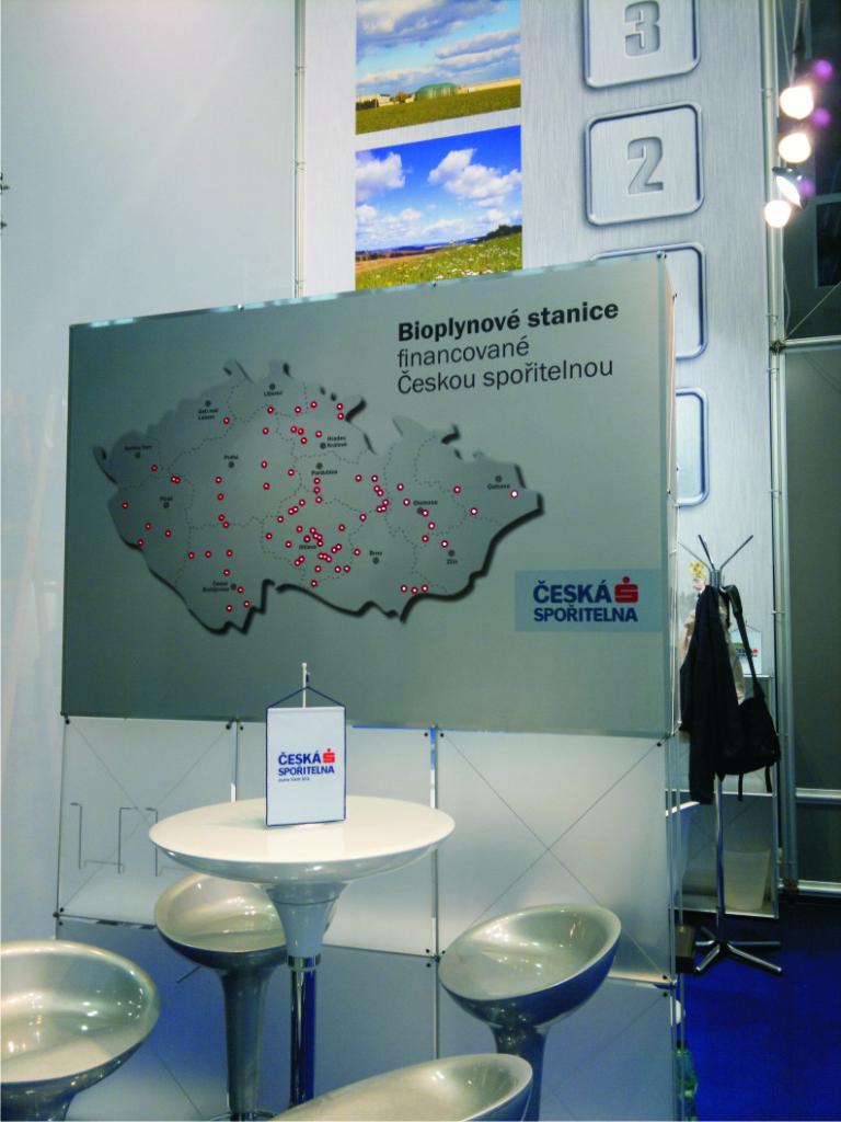 Česká spořitelna, Techagro 2012