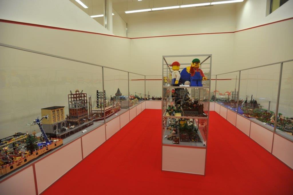 Lego, Lipno 2013