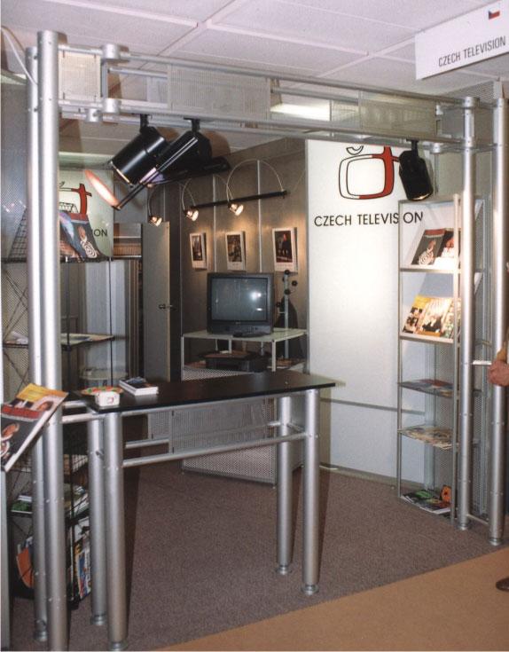 Expozice ČT, MIP TV 1998