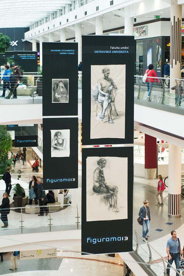Výstava Figurama 2013 OC Nový Smíchov