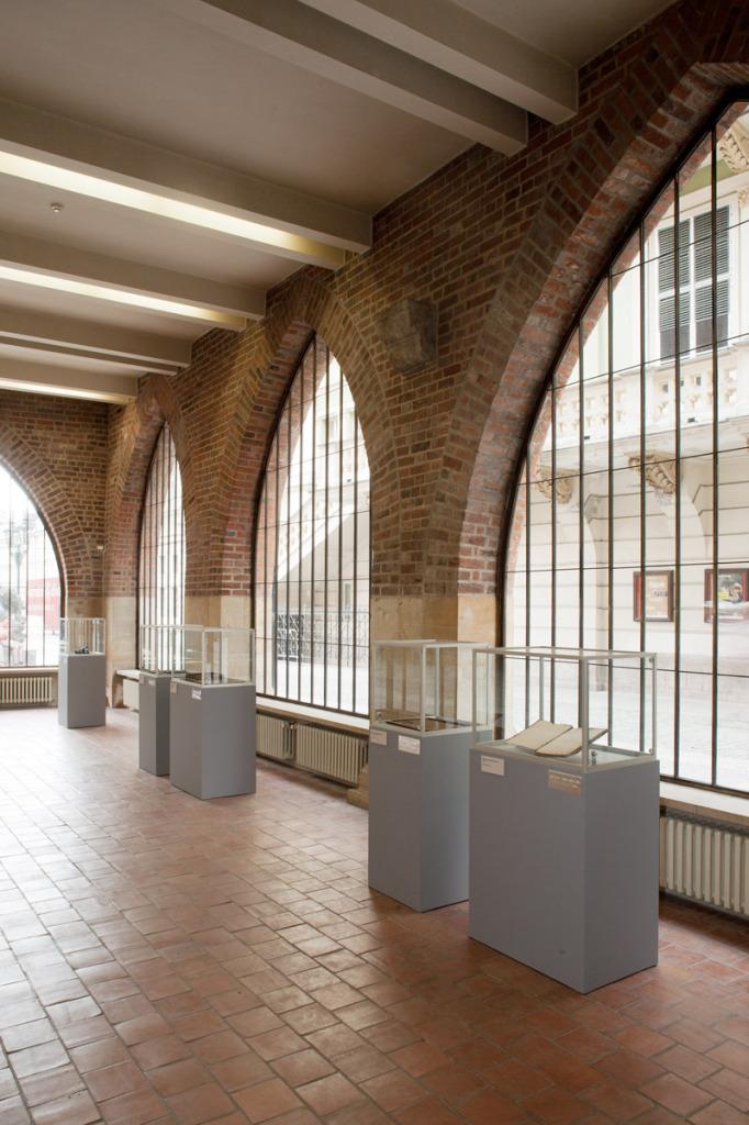 Výstava KLAR, Karolinum 2013
