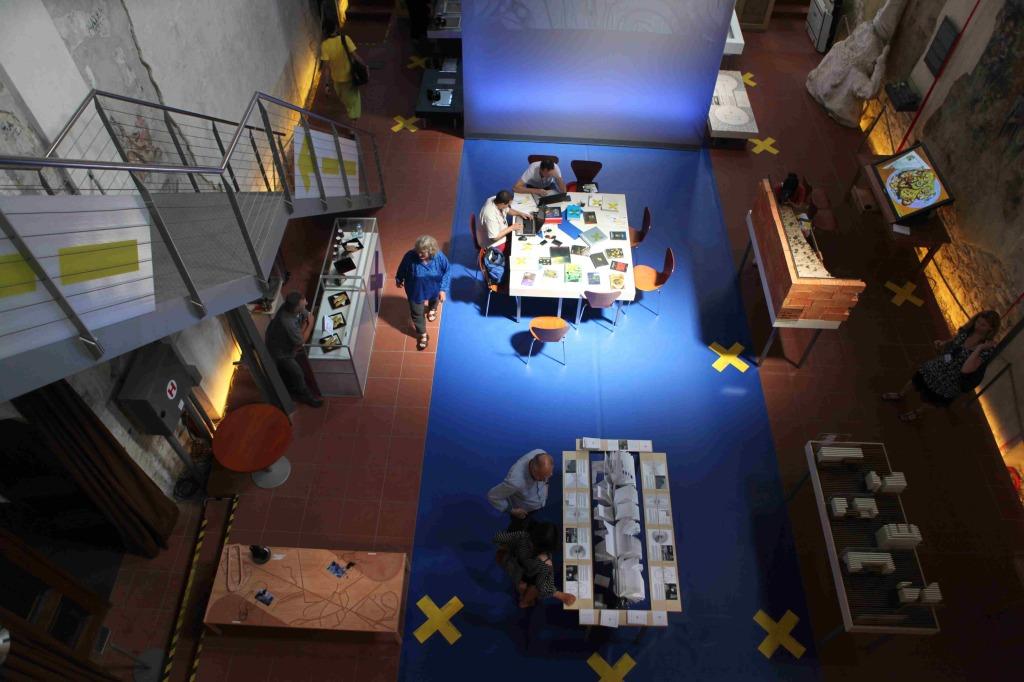 Sekce architektury PQ 2011