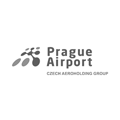 logo prague airport
