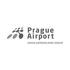 logo prague airport