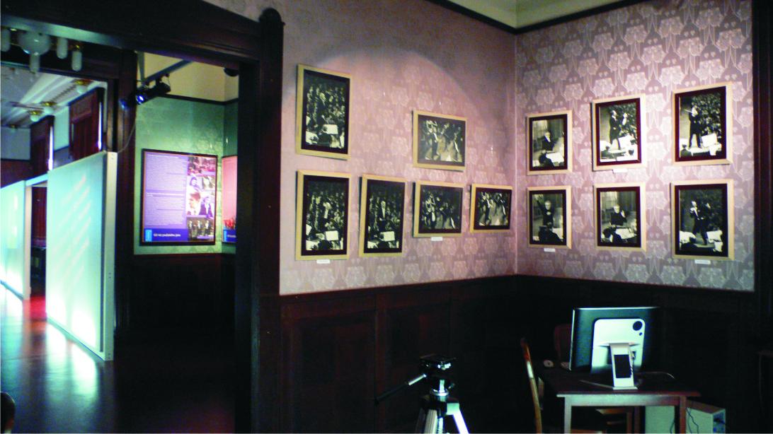 Tiskové středisko Pražského jara, Obecní dům 2007-14